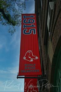 6154-1915 Championship Banner