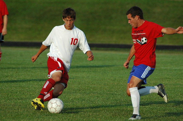 07-08 Boys Soccer