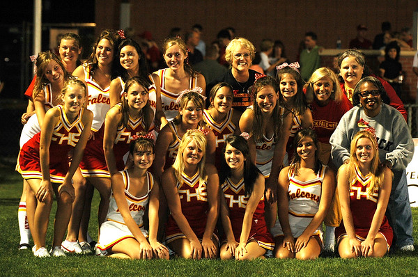 07-08 Cheerleaders
