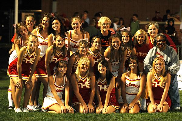 07-08 Cheerleaders