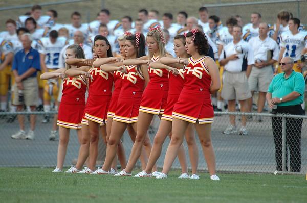 08-09 Cheerleaders