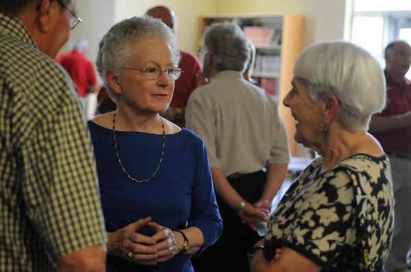 2009 Cathie Mulligan Retirement Reception