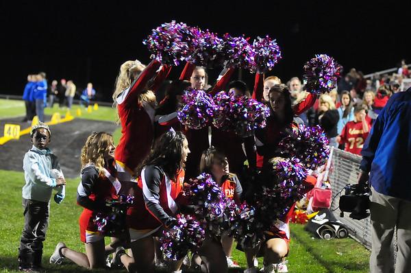2014 Cheerleaders