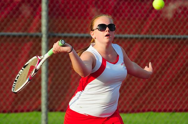 2014 Girls Tennis