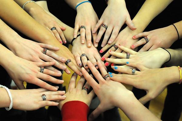 10-11 Girls Volleyball
