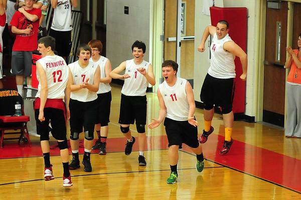 12-13 Volleyball