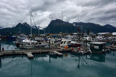 Höfnin í Valdez