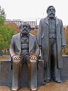 Marx og Engels