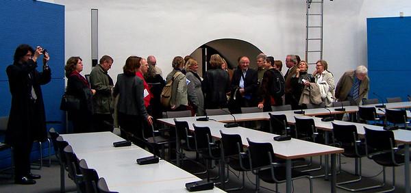 Þingflokksherbergi FDP í þýska þinginu
