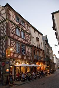 Rue du Chapitre, Rennes