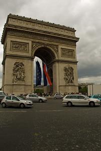 Sigurboginn -  Arc de Triomphe