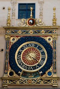 Le Gros Horloge - Stóra klukkan