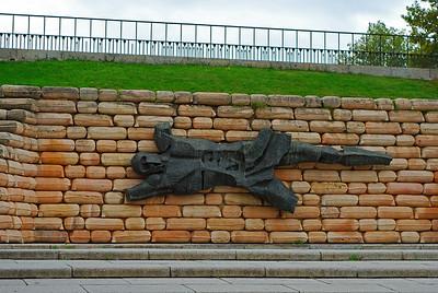 Minnismerki um borgarastríðið