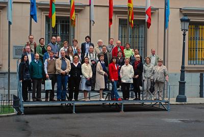 Fyrir utan El Senado de España