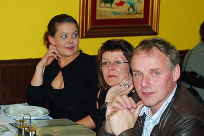 Dóra Guðrún, Regína og Steini