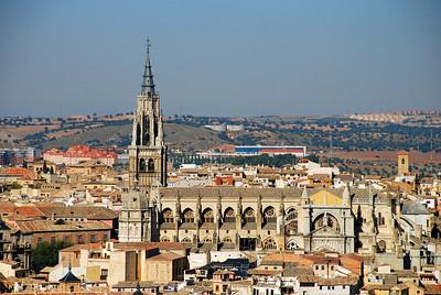 Dómkirkjan í Toledo