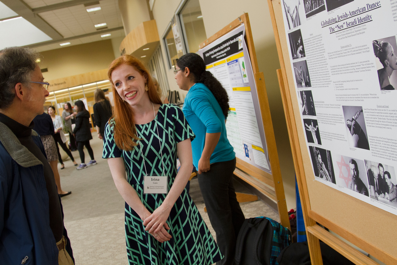 Ferentz Undergrad Research Fellowship Winners_stu_Irina Gassi_2015_4450