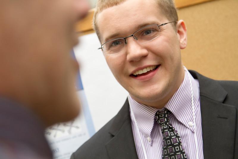 Ferentz Undergrad Research Fellowship Winners_stu_Colton Jensen_2015_4497