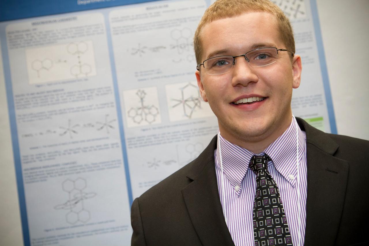 Ferentz Undergrad Research Fellowship Winners_stu_Colton Jensen_2015_4510