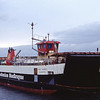 Caledonian MacBrayne MV Loch Tarbert Rosyth Dockyard May 92