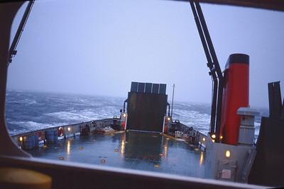 Caledonian MacBrayne MV Juno Gourock - Rothesay sailing Jan 93
