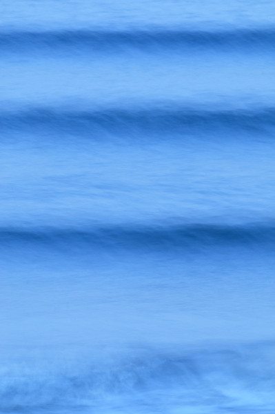Abstract wave photograph, Montrose, Scotland.