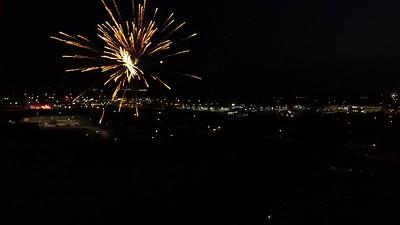 Ferguson Fireworks