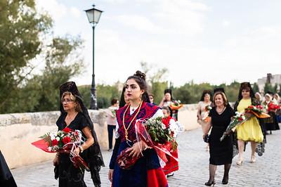 Salamanca 2018 - Ofrenda Floral