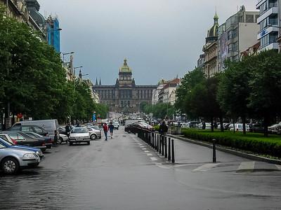 Prag maj 2003