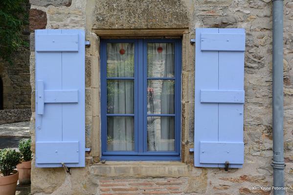 Farver i Aveyron