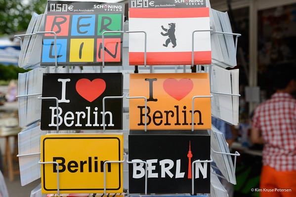 Berlin - Juni 2015