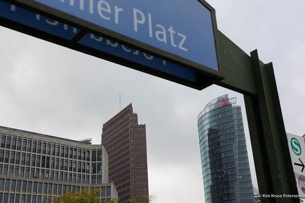 Berlin Oktober 2014