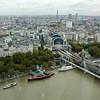 Efterårsferie i London 2008
