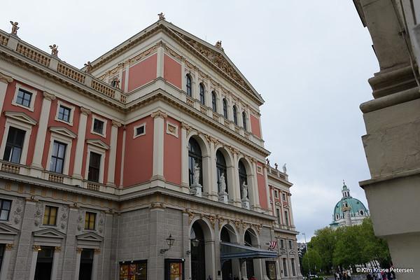 Wien - 27. april - 1. maj 2017