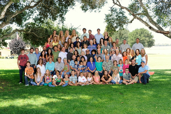 Ferini Family Reunion