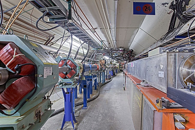 Fermilab Linac Transfer Line to Booster.