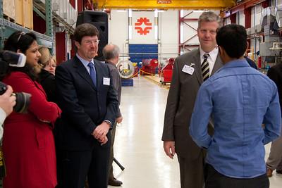 Randy Hultgren visit - March 23, 2011