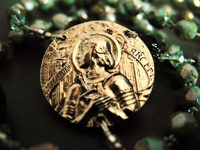 fern's baptism rosary set