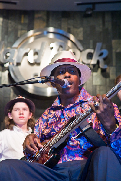 07.18.14. Chicago, IL. 2014 Blues Camp for Kids Week @ Hard Rock Cafe. Photo by Glenn Kaupert.