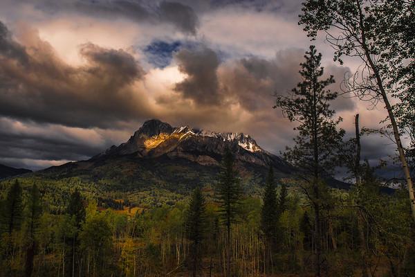 Mount Hosmer, British Columbia, Canada