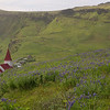Vík, Islande