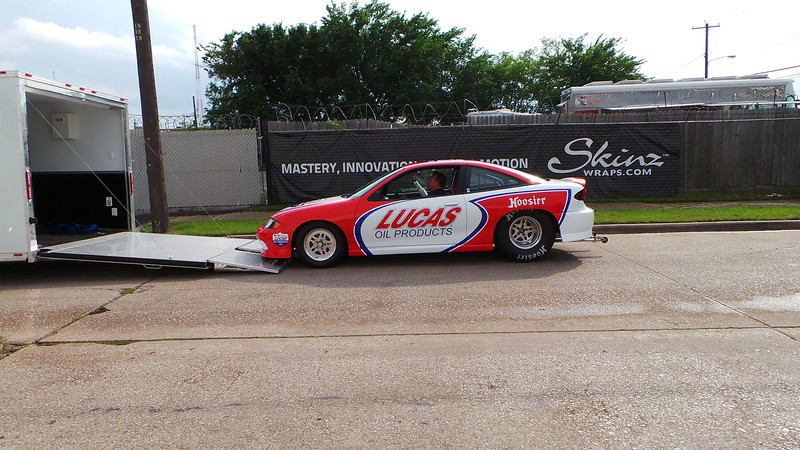 Racecar Wraps Dallas TX