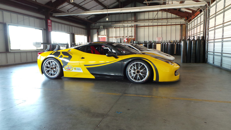 Ferrari 458 Race car Wrap SkinzWraps