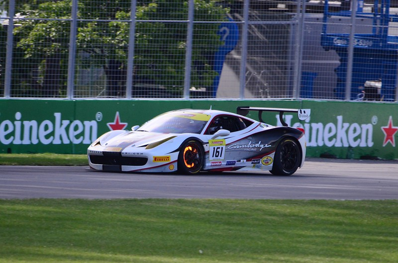 Ferrari - Montreal