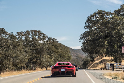 Day 16 - Monterey to Paso Robles