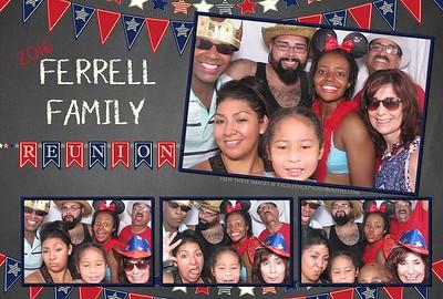 Ferrell Family Reunion