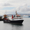 Northlink Ferries MV Hamnavoe_Orkney Ferries MV Graemsay Stromness Harbour 3 Jul 12