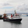 Northlink Ferries MV Hamnavoe_Orkney Ferries MV Graemsay Stromness Harbour 3 Jul 12