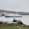 Northlink Ferries MV Hamnavoe Approaching Scrabster 2 May 12