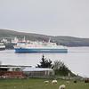 Northlink Ferries MV Hamnavoe Approaching Scrabster 2 May 12